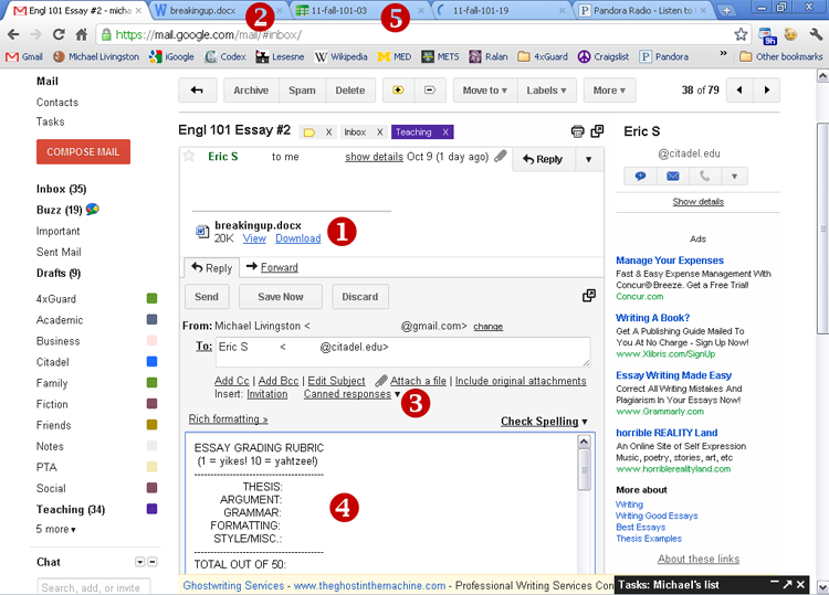 Ggrading digital grading made free and easy with google apps educause