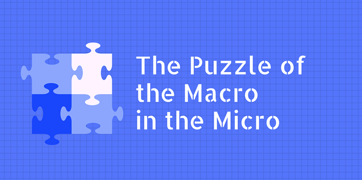 image of jigsaw puzzle pieces with blog title overlaid on it