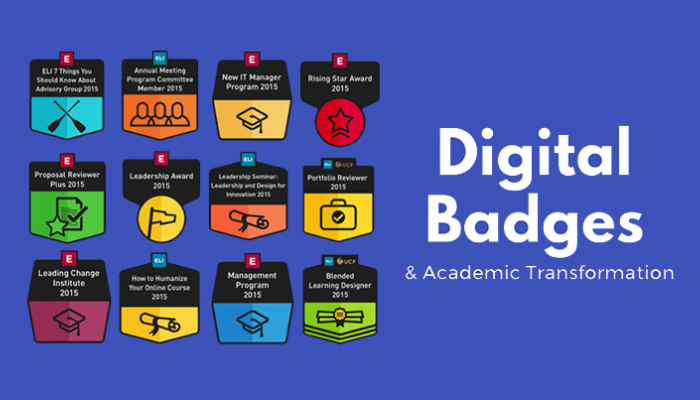 Digital Badges and Academic Transformation
