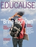 EDUCAUSE Review Cover -  March/April 2013