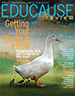 EDUCAUSE Review Cover  - November/December 2013