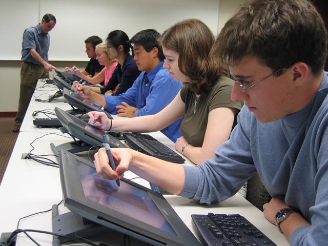 Leveraging the Interplay Between a Grassroots Pen-Based Computing ...