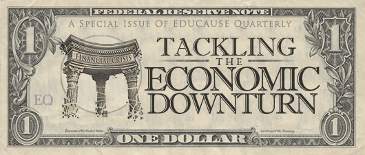 A special Issue On the Economic Downturn