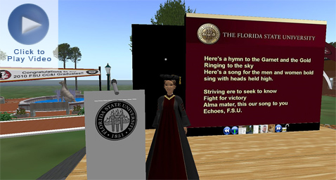 A Virtual Graduation Ceremony For Online Distance Students Educause