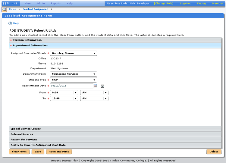 The Student Success Plan: Case Management and Intervention Software ...