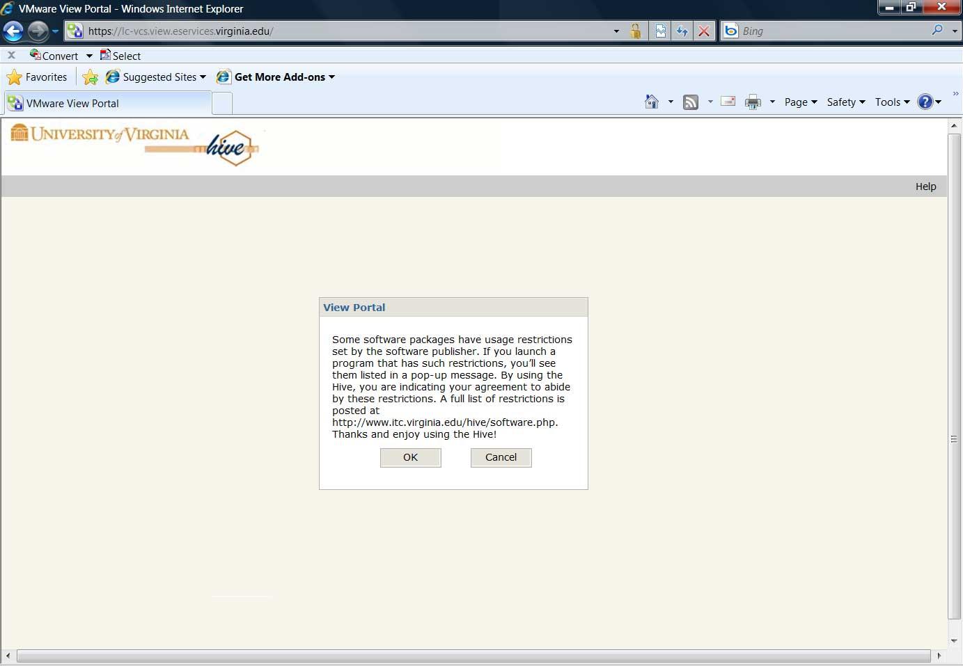 linked webpage