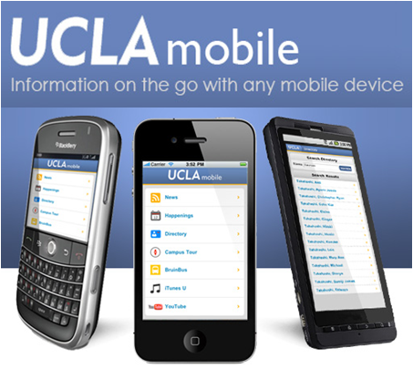 UCLA Mobile Logo
