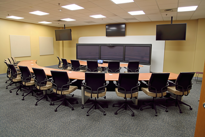 Classroom Design Criteria ~ Student and faculty perceptions of telepresence courses