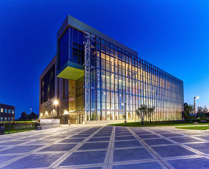 Mary Idema Pew Library at Grand Valley State University