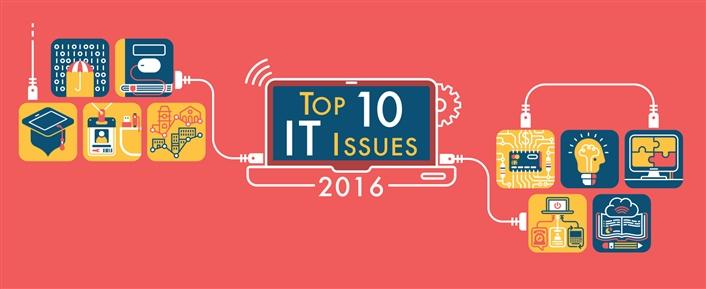 Top 10 IT Issues, 2016: Divest, Reinvest, And