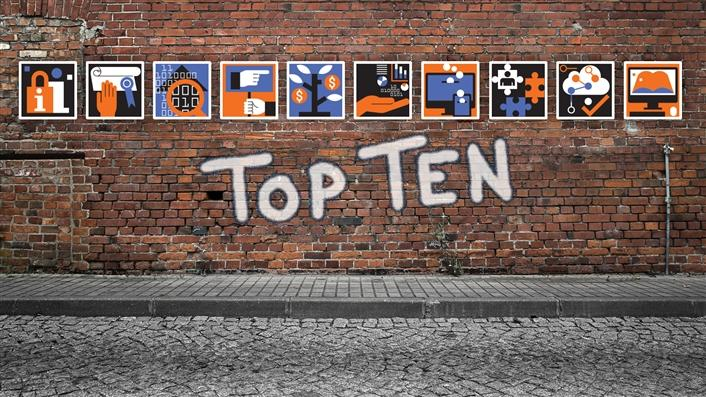 Top 10 IT Issues, 2017