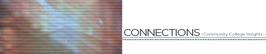 Connections - Community College Insights logo
