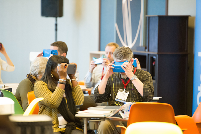 Outside the Boundaries: Exploring Virtual and Augmented Reality in Learning