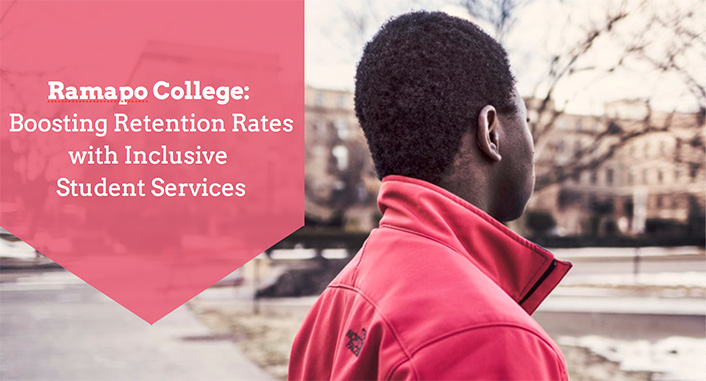 Ramapo College: Boosting Retention Rates with Inclusive Student Services