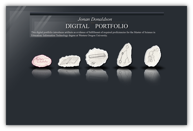 Digital Portfolios In The Age Of The Readwrite Web Educause